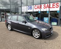 USED 2006 55 BMW 3 SERIES 2.0 320D M SPORT 5d 161 BHP NO DEPOSIT AVAILABLE, DRIVE AWAY TODAY!!