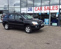 USED 2009 09 KIA SPORTAGE 2.0 XS CRDI 5d 138 BHP NO DEPOSIT AVAILABLE, DRIVE AWAY TODAY!!