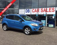 USED 2009 59 FORD KUGA 2.0 ZETEC TDCI AWD 5d 134 BHP NO DEPOSIT AVAILABLE, DRIVE AWAY TODAY!!