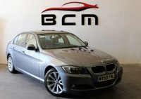 2009 BMW 3 SERIES 2.0 320D SE BUSINESS EDITION 4d 175 BHP £5785.00