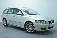 2010 VOLVO V50 1.6 D2 SE LUX 5d 113 BHP £5995.00