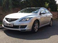 2008 MAZDA 6 2.0 TS 5d AUTO 145 BHP £3190.00