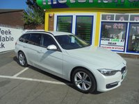 USED 2015 15 BMW 3 SERIES 2.0 318D SPORT TOURING 5d 141 BHP