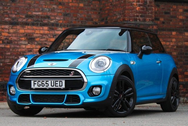 2015 65 MINI HATCH COOPER 2.0 Cooper SD (Chili) (s/s) 3dr