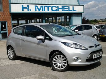 2011 FORD FIESTA 1.2 EDGE 3d 81 BHP £4989.00