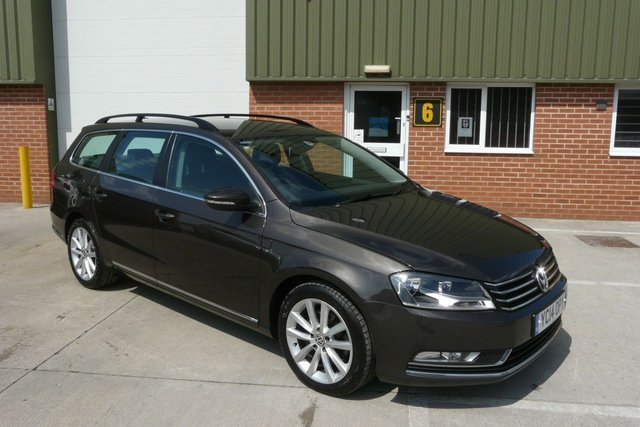 2014 14 VOLKSWAGEN PASSAT 1.6 EXECUTIVE TDI BLUEMOTION TECHNOLOGY 5d 104 BHP