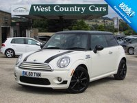 USED 2010 60 MINI HATCH COOPER 1.6 COOPER D 3d 112 BHP £0 For A Years Tax And 60+MPG