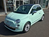 USED 2014 64 FIAT 500 1.2 LOUNGE 3DR 69 BHP