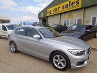 2015 BMW 1 SERIES 2.0 118D SE 5d AUTO 147 BHP £13995.00