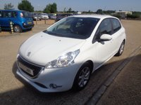USED 2014 R PEUGEOT 208 1.2 ACTIVE 5d 82 BHP