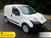 2014 CITROEN NEMO 1.2 660 ENTERPRISE HDI 1d 74 BHP £4500.00