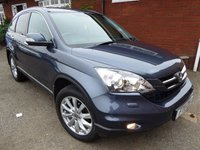 USED 2011 11 HONDA CR-V 2.0 I-VTEC ES 5d AUTO 148 BHP  A Great Low Mileage CRV With A Fantastic Service History