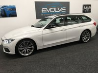 USED 2017 67 BMW 3 SERIES 2.0 320D ED SPORT TOURING 5d AUTO 161 BHP