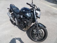 2010 SUZUKI GSF 656cc GSF 650 15000 MILES BLACK VERY CLEAN £2995.00