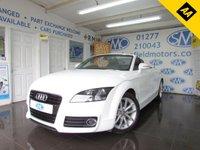 2011 AUDI TT 1.8 TFSI SPORT 2d 160 BHP £9895.00