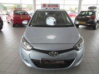 2012 HYUNDAI I20 1.4 STYLE CRDI 5d 89 BHP £5495.00