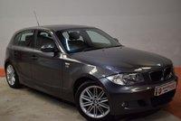 2008 BMW 1 SERIES 1.6 116I M SPORT 5d 121 BHP £4790.00