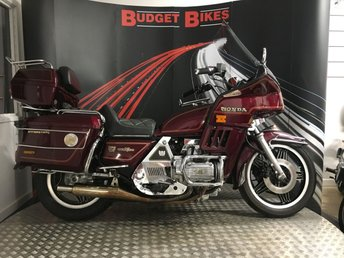 View our HONDA GL1100 GOLDWING