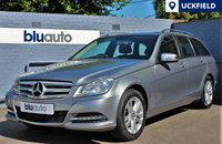 USED 2013 63 MERCEDES-BENZ C 220 2.1 CDI EXECUTIVE SE ESTATE 168 BHP Satellite Navigation, Full Leather Seats, Electric Seats, Front & Rear Sensors.......