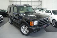 2001 LAND ROVER DISCOVERY 2.5 TD5 ES 5d AUTO 136 BHP £3444.00