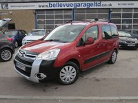 USED 2010 59 CITROEN BERLINGO 1.6 MULTISPACE XTR HDI 5d 90 BHP