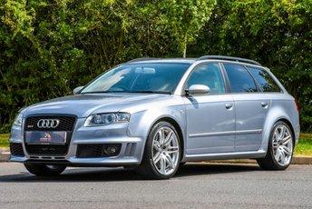 2007 AUDI A4 4.2 RS4 QUATTRO 5d 420 BHP £22950.00