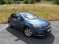 USED 2014 14 VAUXHALL ASTRA 1.6 DESIGN 5d 115 BHP SERVICE HISTORY
