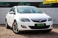 USED 2010 60 VAUXHALL ASTRA 1.4 SRI 5d 138 BHP £0 DEPOSIT FINANCE AVAILABLE, AIR CONDITIONING, BLUETOOTH CONNECTIVITY, CLIMATE CONTROL, CRUISE CONTROL, STEERING WHEEL CONTROLS, TRIP COMPUTER