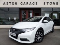 2014 HONDA CIVIC 1.6 I-DTEC SE PLUS 5d 118 BHP **CAMERA * S/HISTORY** £8880.00