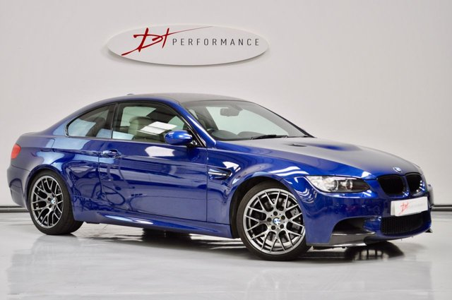 2011 11 BMW M3 4.0 M3 2d AUTO 415 BHP COMPETITION PACK DCT INDIVIDUAL SPECIFICATION