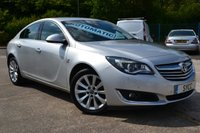 2015 VAUXHALL INSIGNIA 2.0 ELITE NAV CDTI 5d AUTO SAT NAV, HEATED LEATHER 160 BHP £10499.00