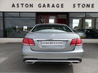 USED 2014 14 MERCEDES-BENZ E CLASS 2.1 E220 CDI AMG SPORT 4d AUTO 168 BHP **NAV * LEATHER** ** SERVICE HISTORY * SAT NAV * HEATED LEATHER **