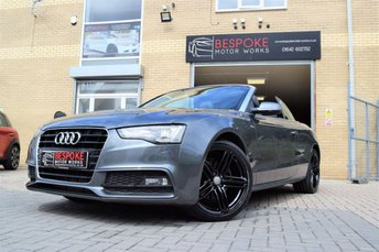 2014 AUDI A5 2.0 TDI S LINE SPECIAL EDITION  £16250.00