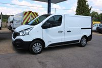 2016 RENAULT TRAFIC 1.6 SL27 BUSINESS DCI 1d 120 BHP 29,000 MILES £9995.00