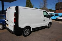 USED 2016 16 RENAULT TRAFIC 1.6 SL27 BUSINESS DCI 1d 120 BHP 29,000 MILES