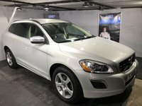 USED 2011 11 VOLVO XC60 2.4 D5 R-DESIGN AWD 5d 205 BHP Bluetooth : R-Design contrasting leather upholstery  +  steering wheel     :     Heated front seats    : Remotely operated tailgate  :  Rear parking sensors  :  Fully stamped service history : Previously sold and serviced by ourselves