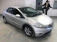 2006 HONDA CIVIC 1.8 SE I-VTEC 5d 139 BHP £1795.00