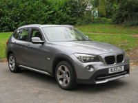 USED 2012 12 BMW X1 2.0 XDRIVE18D SE 5d 141 BHP FROM £48 A WEEK ( NO DEPOSIT ), VAT QUALIFYING!