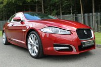 2012 JAGUAR XF 3.0 V6 S LUXURY 4d AUTO 275 BHP £13000.00
