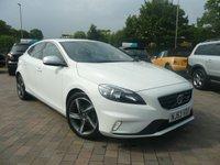 2013 VOLVO V40 1.6 D2 R-DESIGN 5d 113 BHP £SOLD