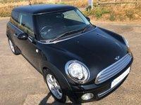 2010 MINI HATCH COOPER 1.6 COOPER D 3d 108 BHP £5495.00