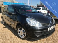 USED 2007 57 RENAULT CLIO 1.1 RIP CURL 16V 3d 75 BHP New cambelt, clutch and ice cold Air Con, low mileage