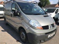 2007 RENAULT TRAFIC 2.0 SL27 DCI 115 SWB 115 BHP NO VAT AND JUST 61K !!!!  £4950.00