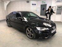 2014 AUDI A6 2.0 TDI ULTRA S LINE BLACK EDITION 4d AUTO 188 BHP £16495.00