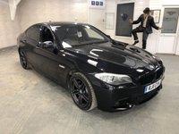 2011 BMW 5 SERIES 3.0 530D M SPORT 4d AUTO 242 BHP £13495.00