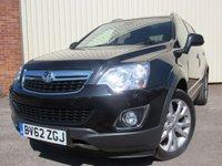 USED 2012 62 VAUXHALL ANTARA 2.2 SE CDTI 5d AUTO 182 BHP