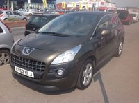 USED 2012 62 PEUGEOT 3008 1.6 ACTIVE HDI FAP 5d 112 BHP Diesel mpv, 57000 miles, air/con, alloys, superb