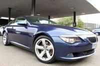 2008 BMW 6 SERIES BMW 630I SPORT AUTO £7990.00