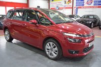2015 CITROEN C4 GRAND PICASSO 1.6 E-HDI SELECTION 5d 113 BHP £9785.00