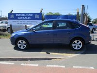 USED 2008 08 FORD FOCUS 1.8 ZETEC 5d 125 BHP 7 Stamps Of Service History .2 Former Keepers .New MOT & Full Service Done on purchase + 2 Years FREE Mot & Service Included After . 3 Months Russell Ham Quality Warranty . All Car's Are HPI Clear . Finance Arranged - Credit Card's Accepted . for more cars www.russellham.co.uk  - Spare key and book pack .